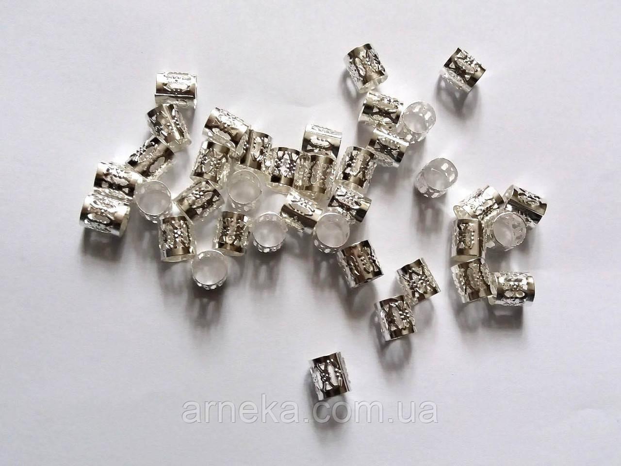 Разделитель под серебро  1*0,8 см