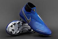 Бутсы футбольные муж. Nike Phantom VSN Elite DF FG (арт. AO3262-400), фото 1