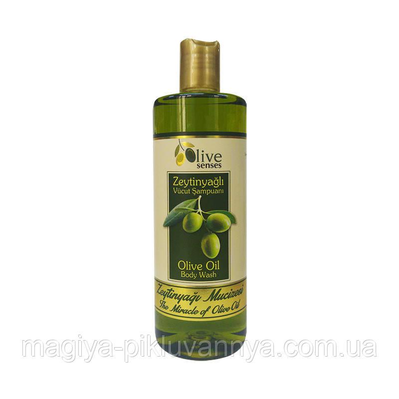 SELESTA Гель для душа с оливковым маслом 500 мл., арт.010080