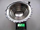 Ваза Конфетница 125.35 грамма Серебра 875 пробы, фото 2
