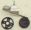 Терморегулятор механический от 30 до 90*С (16 А / 250 В) на 3 контакта. FER (Турция), фото 3