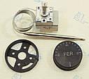 Терморегулятор механический от 30 до 90*С (16 А / 250 В) на 3 контакта. FER (Турция), фото 4