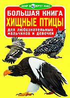 Большая книга. Хищные птицы