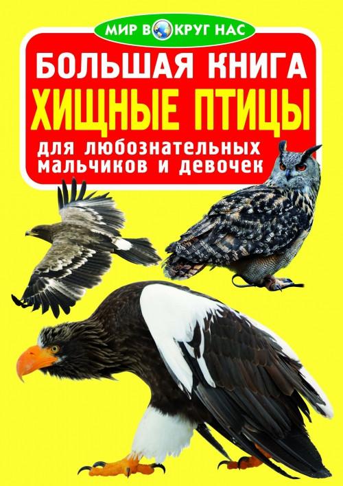 Большая книга. Хищные птицы, фото 1