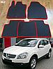 Коврики на Nissan Qashqai (J10) '07-10. Автоковрики EVA