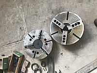 Патрон токарный механизированный пневмозажим D400 7102-0087-1-2, фото 1