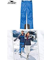 Отличные мужские мембранные лыжные термоштаны от crane sports 52-54 размер