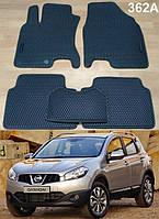 Килимки ЄВА в салон Nissan Qashqai (J10) '10-13, фото 1