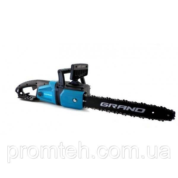 Электропила цепная GRAND ПЦ-2750