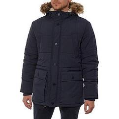 Теплая зимняя мужская куртка парка George (Размер XL)