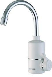 Водонагреватель  проточной воды на кран электрический с защитой, PR5