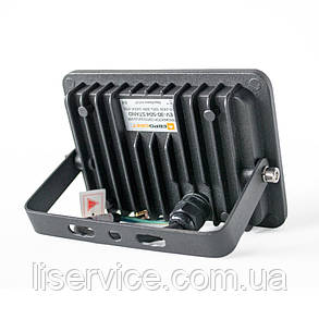 Прожектор ЕВРОСВЕТ 30Вт 6400К EV-30-504 STAND-XL 2400Лм, фото 2