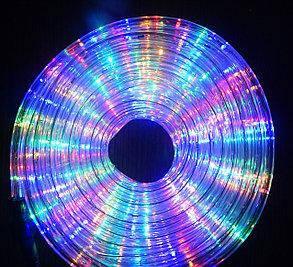 """Новорічна світлодіодна гірлянда, Шланг """"Дюралайт"""" світлодіодний фіолет PR4, фото 2"""