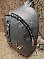 Женский рюкзак искусств кожа городской стильный только оптом, фото 1
