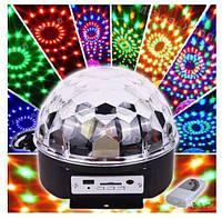 Светодиодный диско шар Magic Ball MP3 CG07 PR3