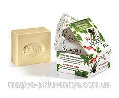 Мыло SELESTA life с оливковым маслом и крапивой (Ручная работа) 170 г, арт.016082