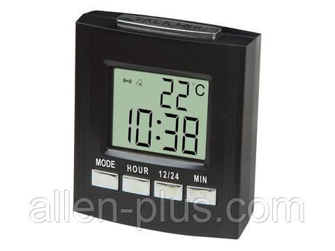 Електронні настільні говорять годинник VST-7027C, AAx2