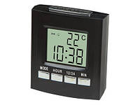 Электронные настольные говорящие часы VST-7027C, AAx2