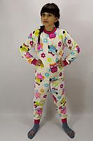 Детские велюровые пижамы vienetta в категории пижамы детские в ... a7d42a05e4fee