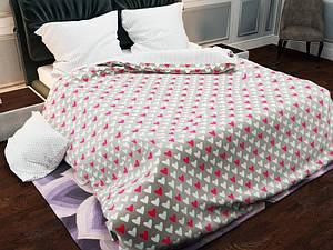 Семейный набор постельного белья «Сердечко»
