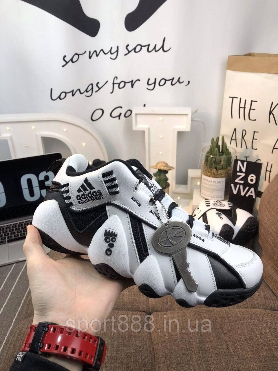 hot sale online 37cab 7c7fd Adidas Originals EQT Key Trainer Keyshawn Johnson мужские кроссовки:  продажа, цена в Николаеве. кроссовки, кеды повседневные от