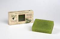Глицериновое мыло SELESTA life Живица (Хвоя) (Растительный глицерин, оливковое масло и хвойная смола.) 100 г