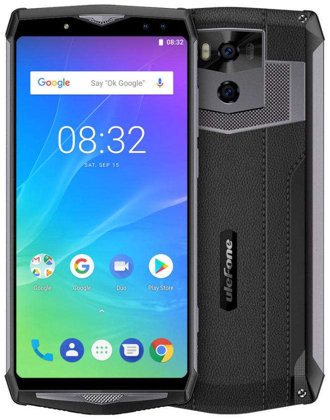 UleFone Power 5S 4/64 Gb black