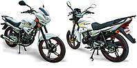 Мотоцикл SPARK SP200R-25I (197см.куб.,электростартер, белый), фото 1