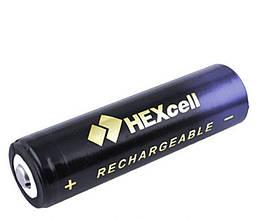 Аккумулятор батарея ICR 18650 black mAh 10000 mAh 4.2v