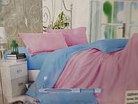 Комплект постельного белья однотонка сатин (качество хорошее) 180х220 размер цвета в ассортименте