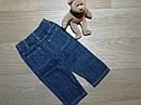 Тройка на мальчика жилетка, реглан и джинсы Peanut Buttons Размер 12 мес, фото 6