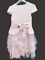 Нарядное платье для девочки 375