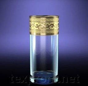 """Набор стаканов для сока 330 мл """"Версаче""""  EAV08-809"""