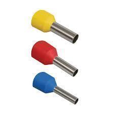 Наконечник-гильза Е 4,0-09 (4009) 4 мм² (упаковка 100 шт.), IEK