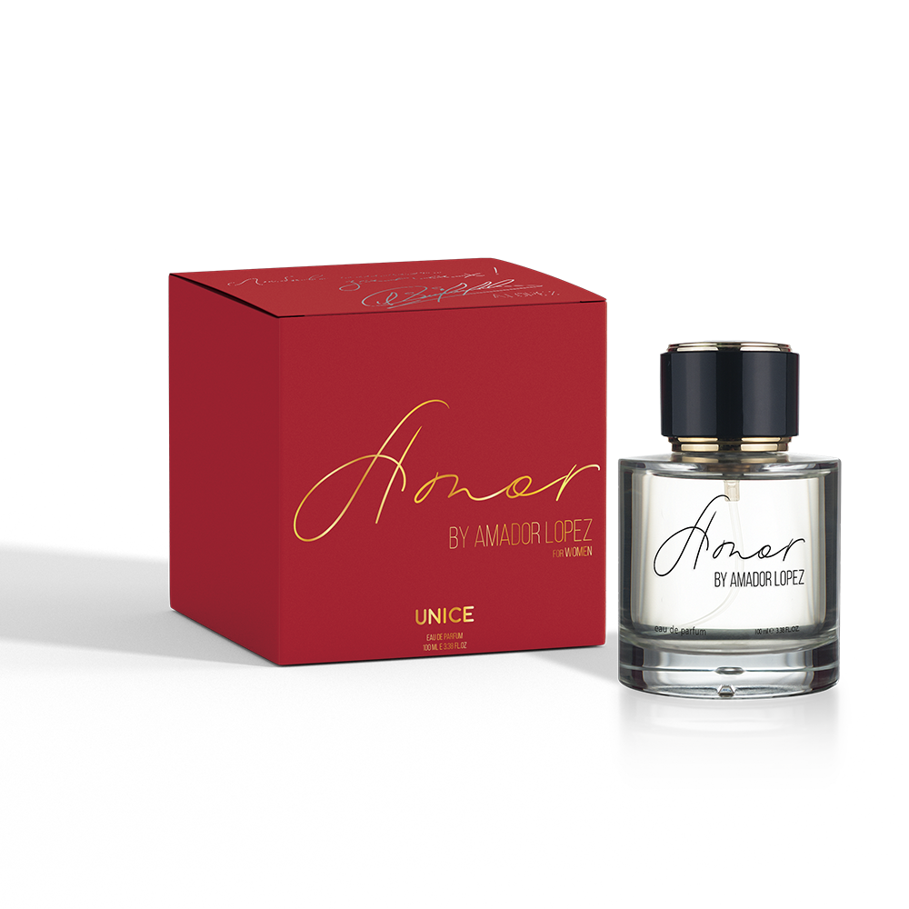 Жіноча парфумована вода Fon cosmetics Amor by Amador Lopez 100 мл (3541304)