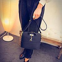 Женская маленькая сумка через плечо Бэмби бемби