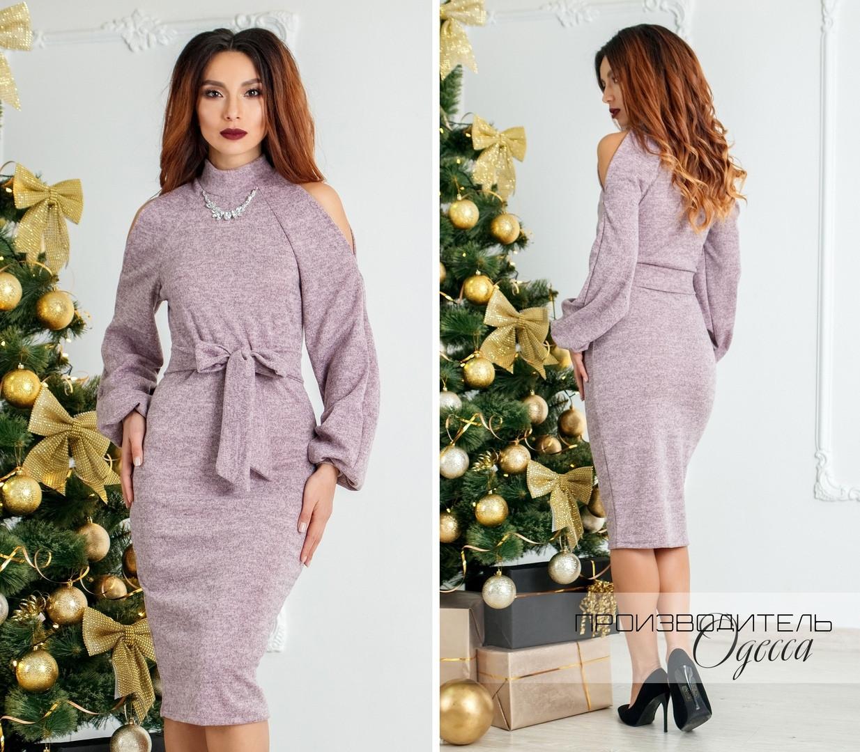 Платье с ангоры Siva
