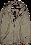 Мужская демисезонная куртка 3 в 1 Adidas ClimaProof., фото 3