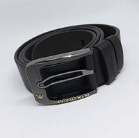 62741032df87 Мужской кожаный ремень Giorgio Armani чоловічий ремінь шкіряний Gucci  Givenchy Hermes Louis Vuitton пояс