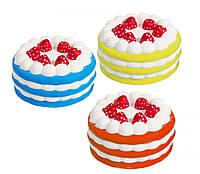 Большой тортик сквиши , торт сквиш с ароматом