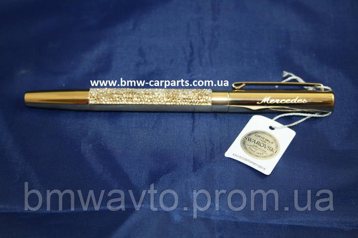 Шариковая ручка Mercedes-Benz Ballpoint Pen,Crystal Swarovski®2018, фото 2