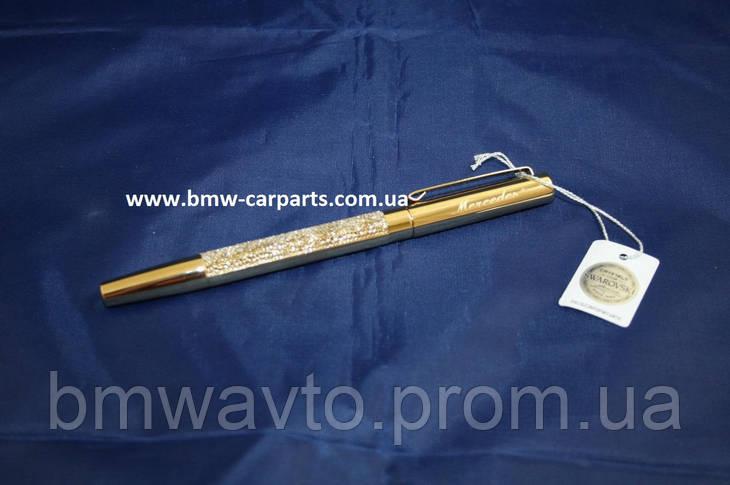 Шариковая ручка Mercedes-Benz Ballpoint Pen,Crystal Swarovski®2018, фото 3