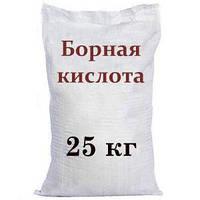 Борная кислота, 25 кг