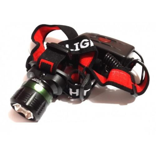 Ліхтарик 005 (2000W) (акумулятор, зарядка в комплекті) Розпродаж