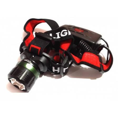 Ліхтарик 005 (2000W) (акумулятор, зарядка в комплекті) Розпродаж, фото 2
