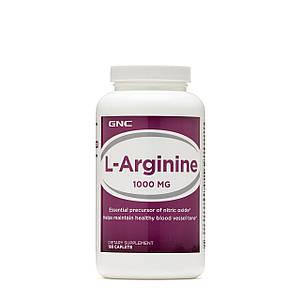 Аргинин GNC L-Arginine 1000 180 caplets