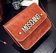 Сумочка клатч Moschino, фото 9