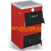 Твердотопливный котел с варочной плитой CARBON КСТО-14 П (мощность 14 кВт)