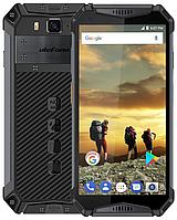 """UleFone Armor 3T black IP68, 4/64 Gb, 5.7"""", Helio P23, 3G, 4G, РАЦИЯ, фото 1"""