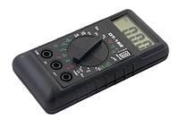 Мультиметр DT 182, Цифровой мультиметр тестер вольтметр, Универсальный измерительный прибор, Измеритель
